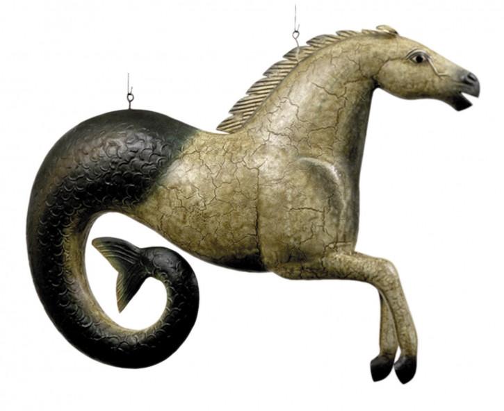 Pferd - Seepferdchen, 2-seitig