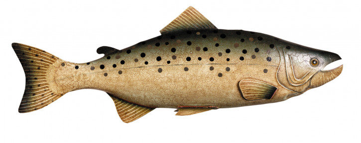 Fisch Trade Sign