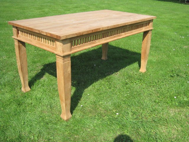 Teak Tisch - Betawi table rectangular