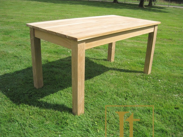 Teak Tisch - Table Miles