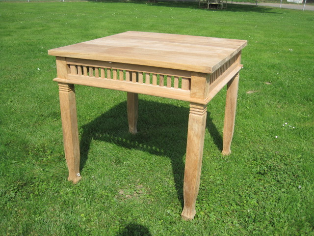 Teak Tisch - Betawi table