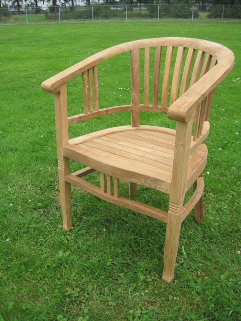 Teak Stuhl - Betawi chair