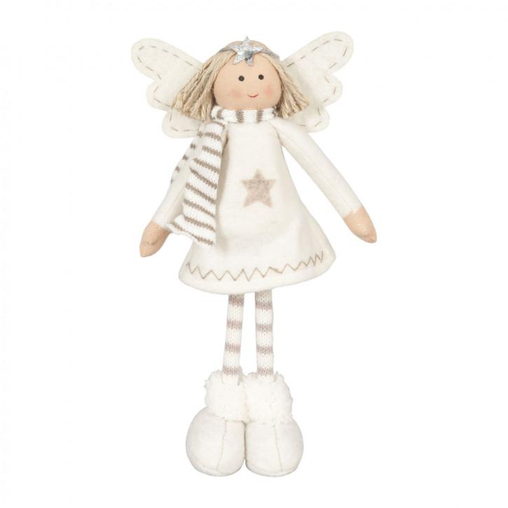 Deko Dekoration Puppe Püppchen Engel ca. 13 x 5 x 28 cm
