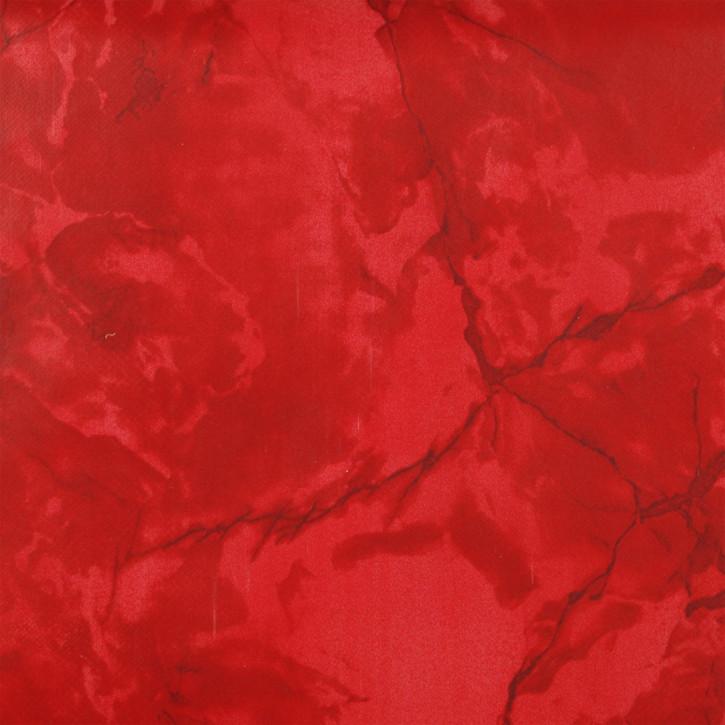 Wachstuch Rot 140x275 cm