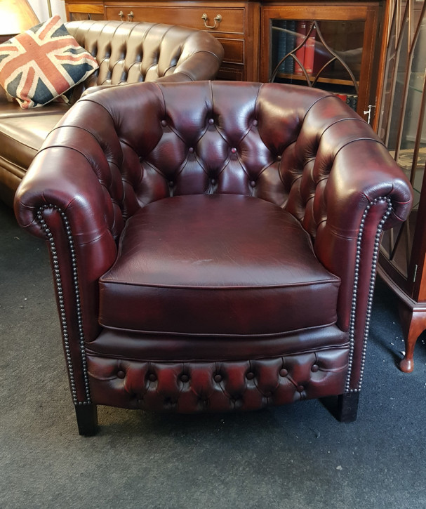 """Chesterfield Sessel """"Diana"""" Sofort Lieferbar"""
