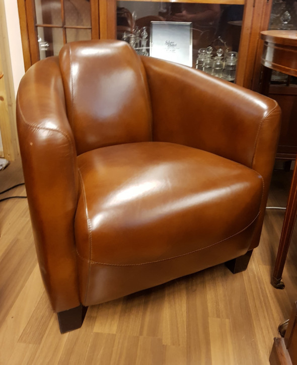 Art Deco Classic Clubsessel Sofort Lieferbar
