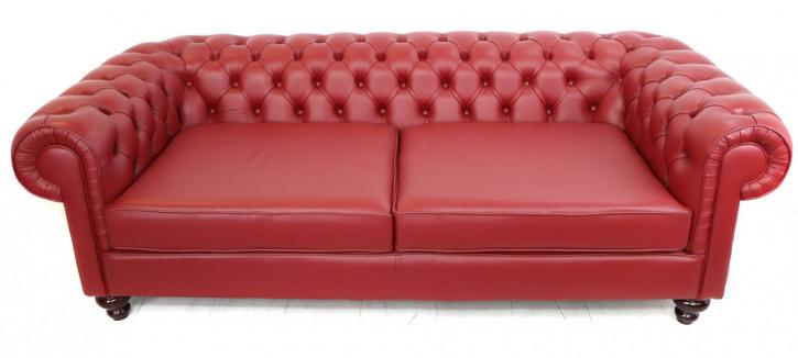 """Chesterfield Sofa """"XXL"""" 3-Sitzer"""