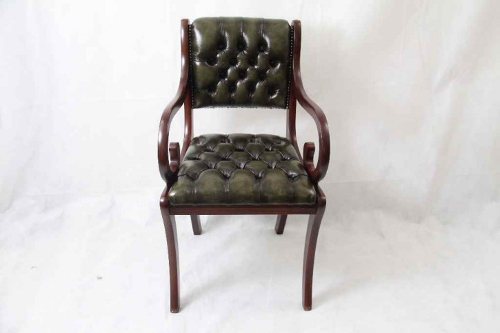 """Canterbury Carver Chair"" Chesterfield Bürostuhl"