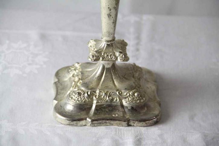 Kerzenleuchter Plated Antik England