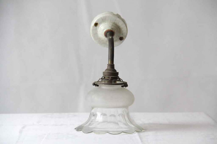 Wandlampe Antik France