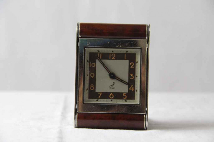 Reisewecker Art Deco Jaz 1930 Original