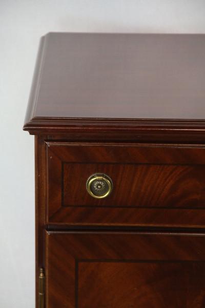 Sideboard Mahagoni England 3 Türen 3 Schubladen