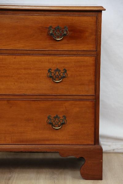 Kommode  Chest Mahgoni england 1860 Original