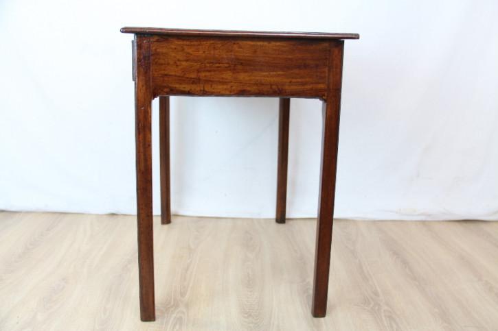 Antiker Schreibtisch aus England 1860 Mahagoni Massivholz