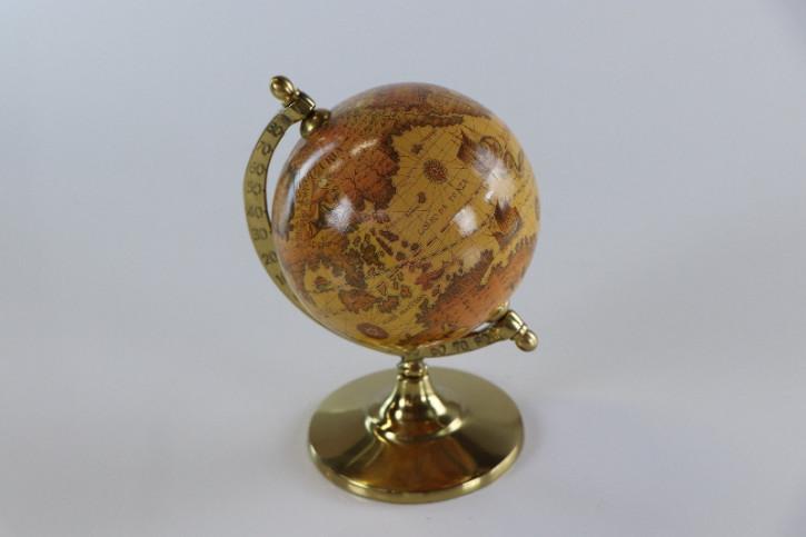 Kleiner Globus, Stilvolle Dekoration Miniatur