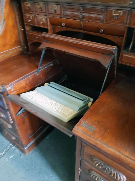 Rolltop Desk Sekretär