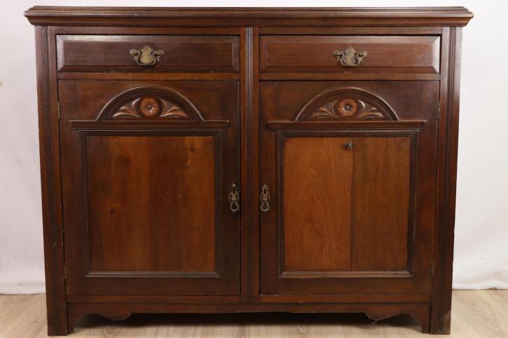 Schönes Mahagoni Sideboard / Side Cabinet