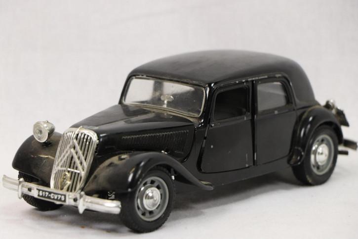 Vintage Modellauto - Citroën T.A. 15CV, 1938