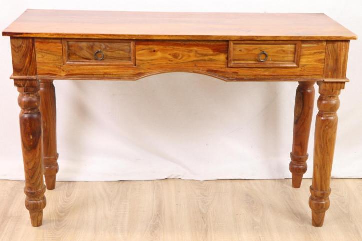 Gut erhaltener Library Table / Schreibtisch mit Schubladen