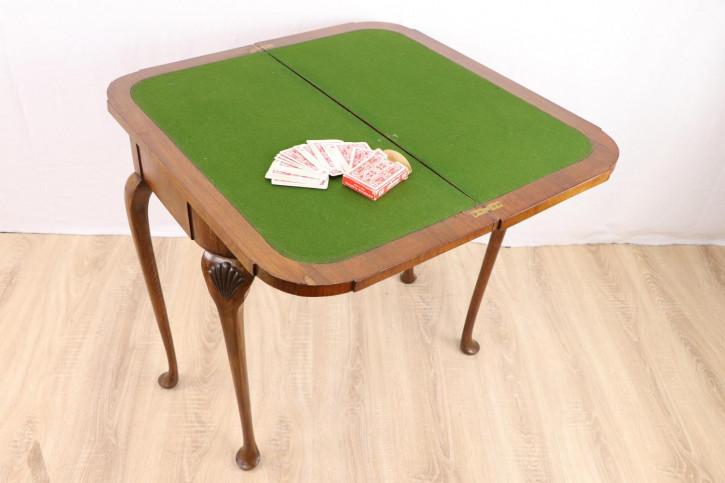 Maritimer Game Table: Card Table für Rommé