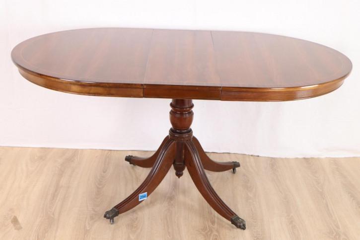 Eleganter ausziehbarer D-End Table
