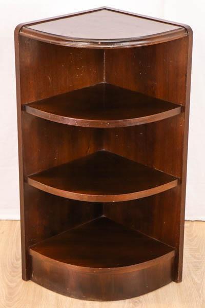 Kleines Eckregal / Open Bookcase
