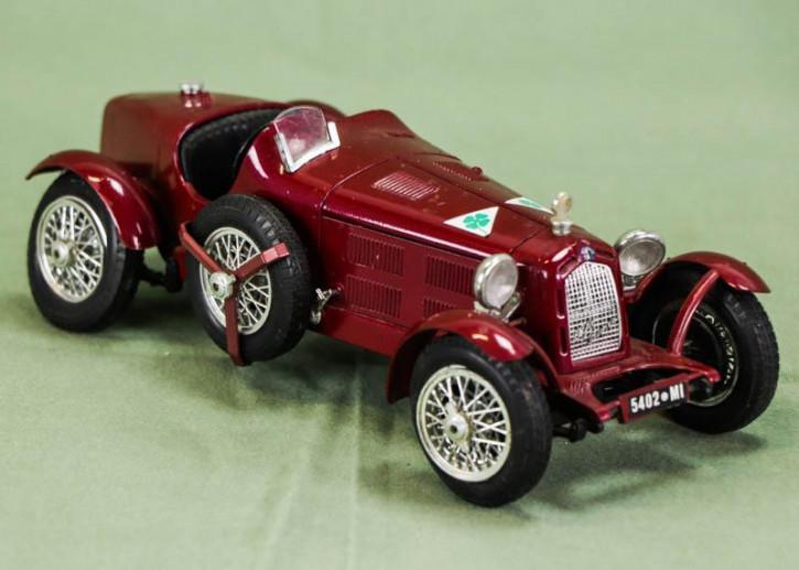 Vintage Modellauto 1:18 - Alfa Romeo Monza