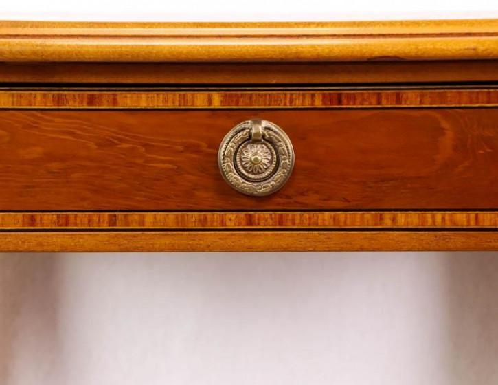Eleganter englischer Beistelltisch, Mahagoni, Edwardian Style