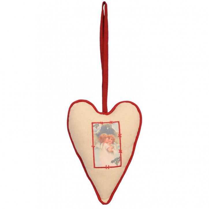 Hart hangend 20 cm