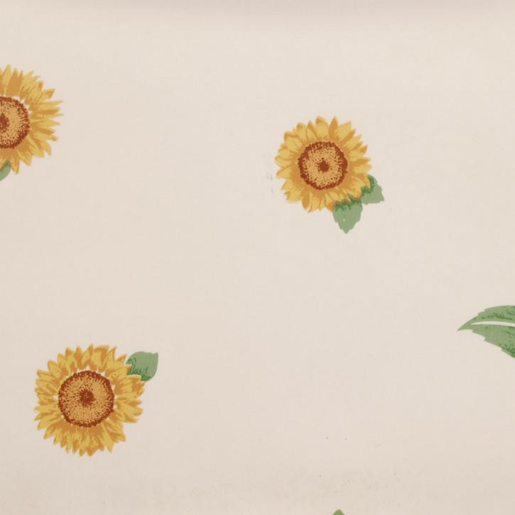 Wachstuch Sonnenblume 140x275 cm