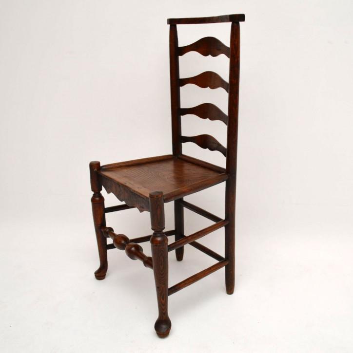 antiker ladderback stuhl aus dem 18 jahrhundert On stuhl 18 jahrhundert