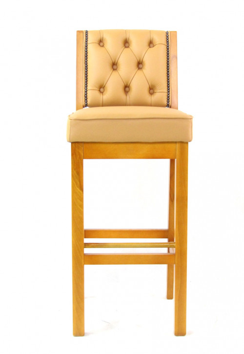 """Bar Stool"" Chesterfield Barhocker"