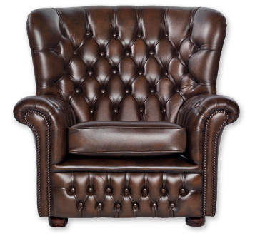 """Wales"" Chesterfield Sessel"