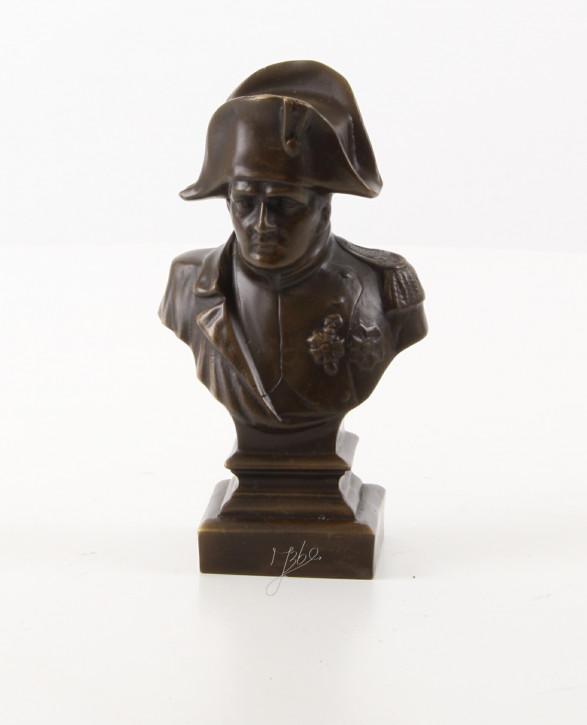 Bronzefigur Bust von Napoleon 20x7,2x7,7cm