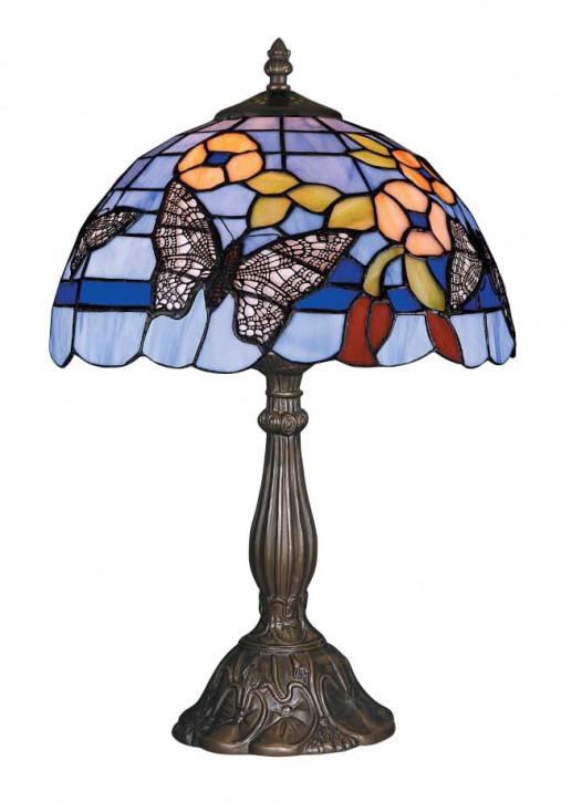 Tiffany Tischlampe 47xØ30,5cm