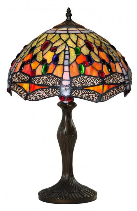 Tiffany Tischlampe 47,5xØ31,5cm