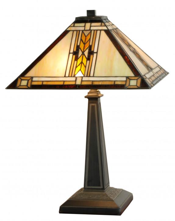Tiffany Tischlampe 59x38xØ38cm