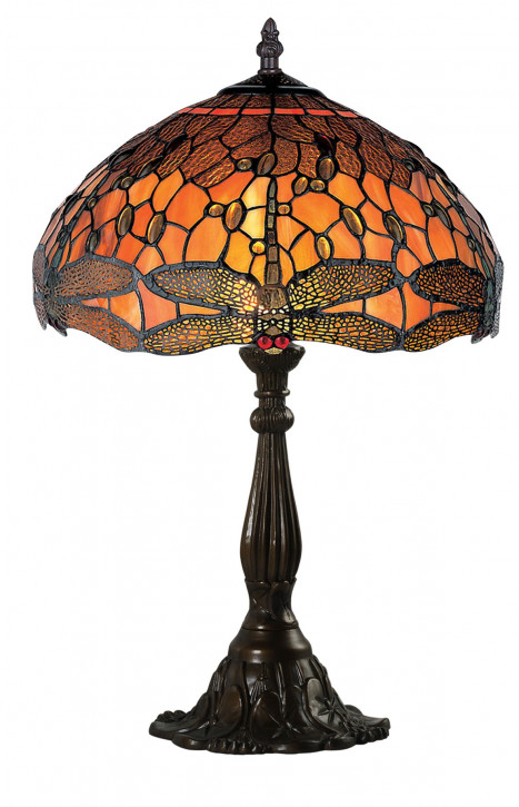 Tiffany Tischlampe 61xØ42,5cm