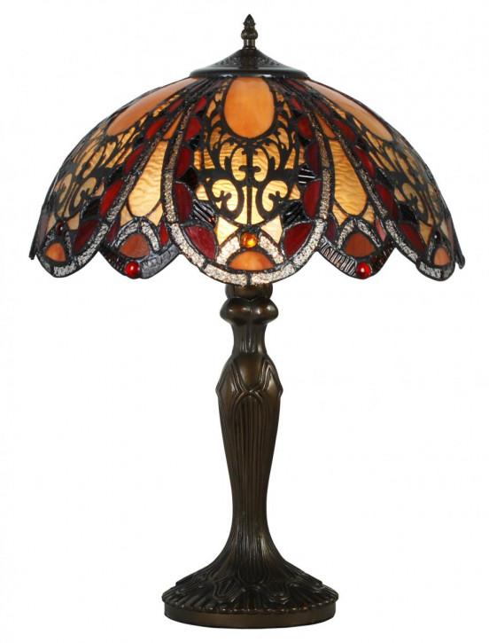 Tiffany Tischlampep 59xØ40,5cm