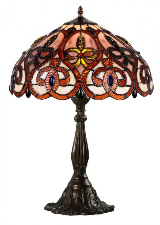Tiffany Tischlampe 60xØ42cm