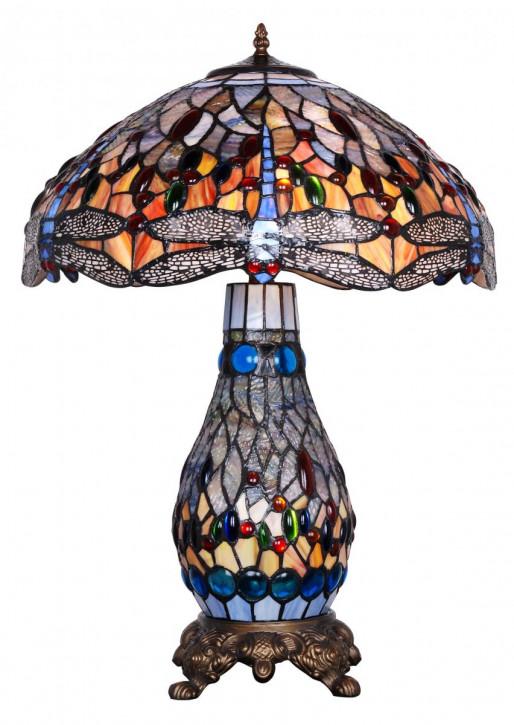 Tiffany Tischlampe 66,5xØ47cm