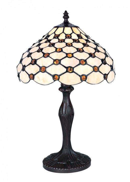 Tiffany Tischlampe 47,5xØ30cm
