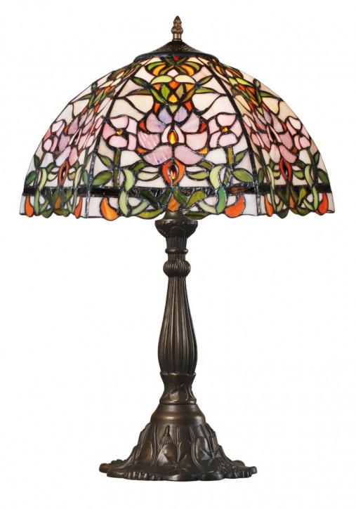 Tiffany Tischlampe 61x37x42,5cm