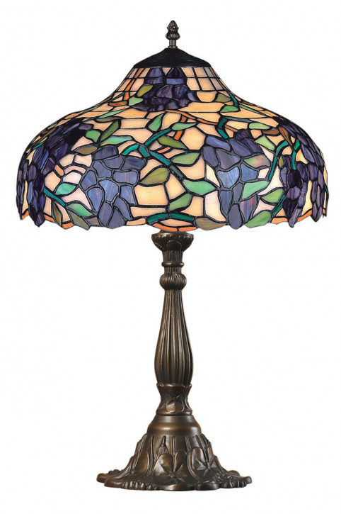 Tiffany Tischlampe 59,5xØ39cm