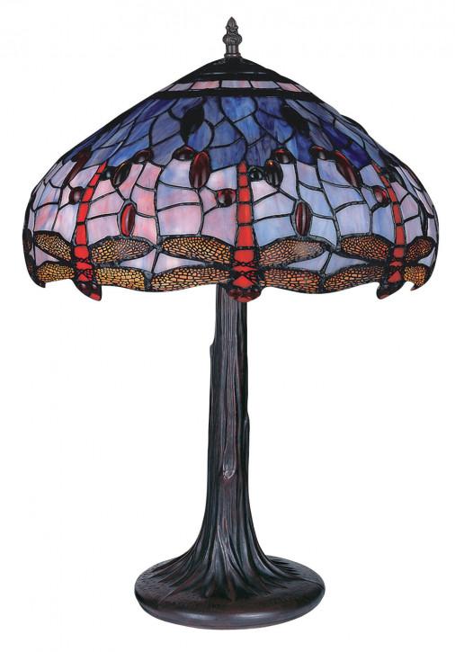 Tiffany Tischlampe 59xØ43cm