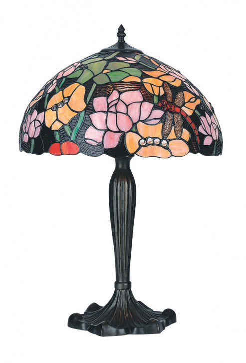 Tiffany Tischlampe 62xØ41cm