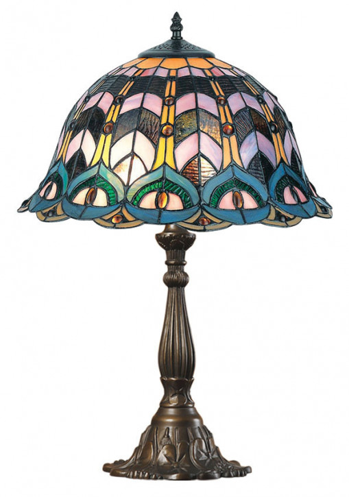 Tiffany Tischlampe 61xØ42cm