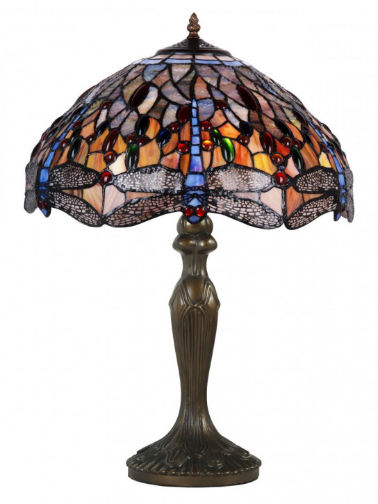 Tiffany Tischlampe 62xØ42cm