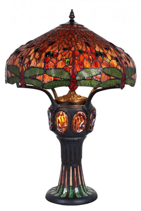 Tiffany Tischlampe 83xØ57,5cm