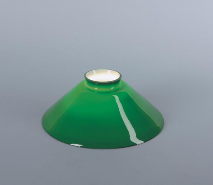 Ersatzschirm 17gr grün 7x20cm / 6cm
